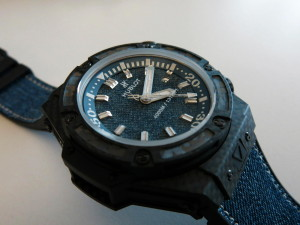 HUBLOT King Power 48 MM Oceanographic 4000 JEANS 04