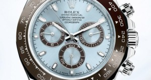 Rolex Watches Comes up with the 50th Anniversary Special Cosmograph Daytona in Platinum