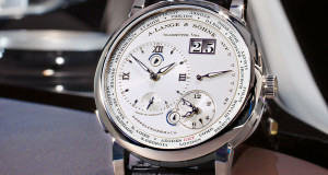 A. Lange & Söhne Watches Created a Special Lange One Timezone for the Winner of Concorso d'Eleganza Villa d'Este