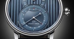 Jaquet Droz Watches Launches the Grande Second Quantieme 2013