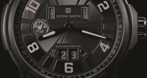 Antoine Martin Watches Reveals the Quantième Perpétuel au Grand Balancier