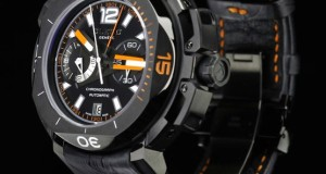 Clerc Watches Launches The Hydroscaph Central Chronograph Limited Edition