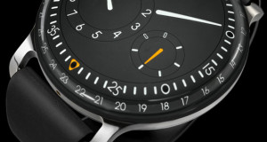 Type 3 Liquid Filled Two Dimensional Watch from Ressence Watches