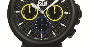 Milus Limited-Edition Zetios Chronograph Watches