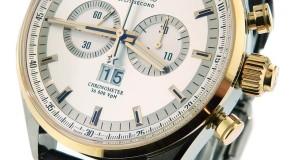 Zenith El Primero Split Second Steel & 18k Rose Gold Watch