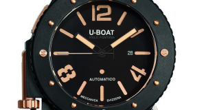 U-Boat U-42 Bronze and Black Titanium Ref. 6947