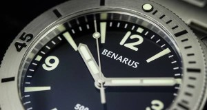 Benarus Watches Introduces the Smaller Size Moray 42 Dive Watch