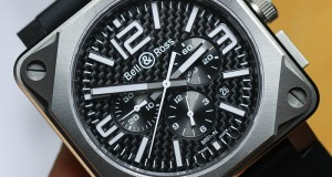 Revisiting the Bell & Ross BR01-94 Pro Titanium Carbon Fiber, a Mammoth Watch!