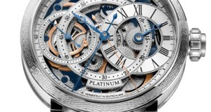 The Blue Sensation from Grieb & Benzinger Watches