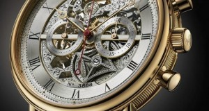 Breguet Classique Chronograph Openworked 5284