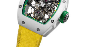 Richard Mille Watches Puts the RM038 Yohan Blake Prototype Up for Auction