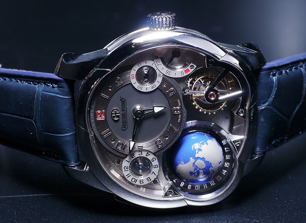 greubel forsey watches