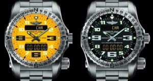 """New Emergency II from Breitling Watches for """"Lost"""" like Situations"""