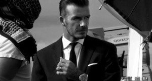 Breitling Watches & David Beckham continue to go strong with the 'Breitling for Bentley' collection