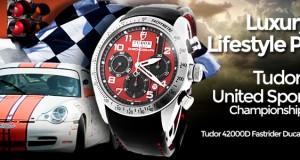 300magazine Luxury Lifestyle Primer: Tudor United SportsCar Championship 2014