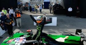 Rollercoaster Racetrack Laguna Seca Hosts Tudor Championship