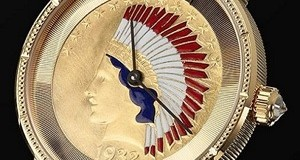 Corum Heritage Coin Indian Head – Ideal Luxury Watch for Celebrating Thanksgiving Day