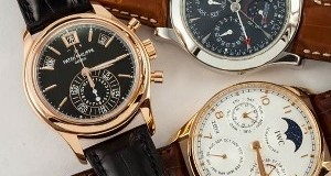 Top 5 Men's Luxury Watches 2016