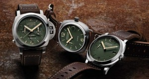 Panerai Green Dial Watches 2017