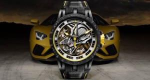 Roger Dubuis Joins Forces with Lamborghini for Aventador High-End Watches