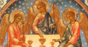 Antique Russian Icons as Masterpieces of Religious Art