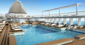 Top 5 Most Luxurious Cruise Ships