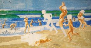 Paintings at Bruun Rasmussen Auction of Modern Art