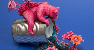 Trash-Inspired Pieces of Artwork: Sculptures by Stephanie Kilgast