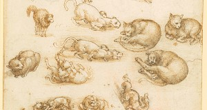 Leonardo da Vinci Drawings to Go on UK Tour