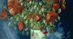 A Floral Still Life Was Painted by Van Gogh
