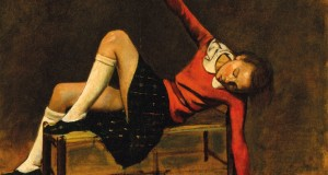 """Thérèse on a Bench Seat"" by Balthus Gets Auctioned"