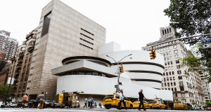 Solomon R. Guggenheim Museum in New York