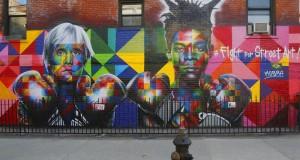 The Amazing World of NYC Street Art