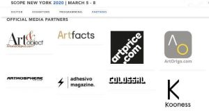 Will Yaya and Artmosphere Join SCOPE New York 2020