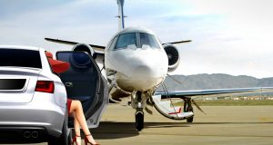 Private Jets as the Epitome of Wealth and Luxury