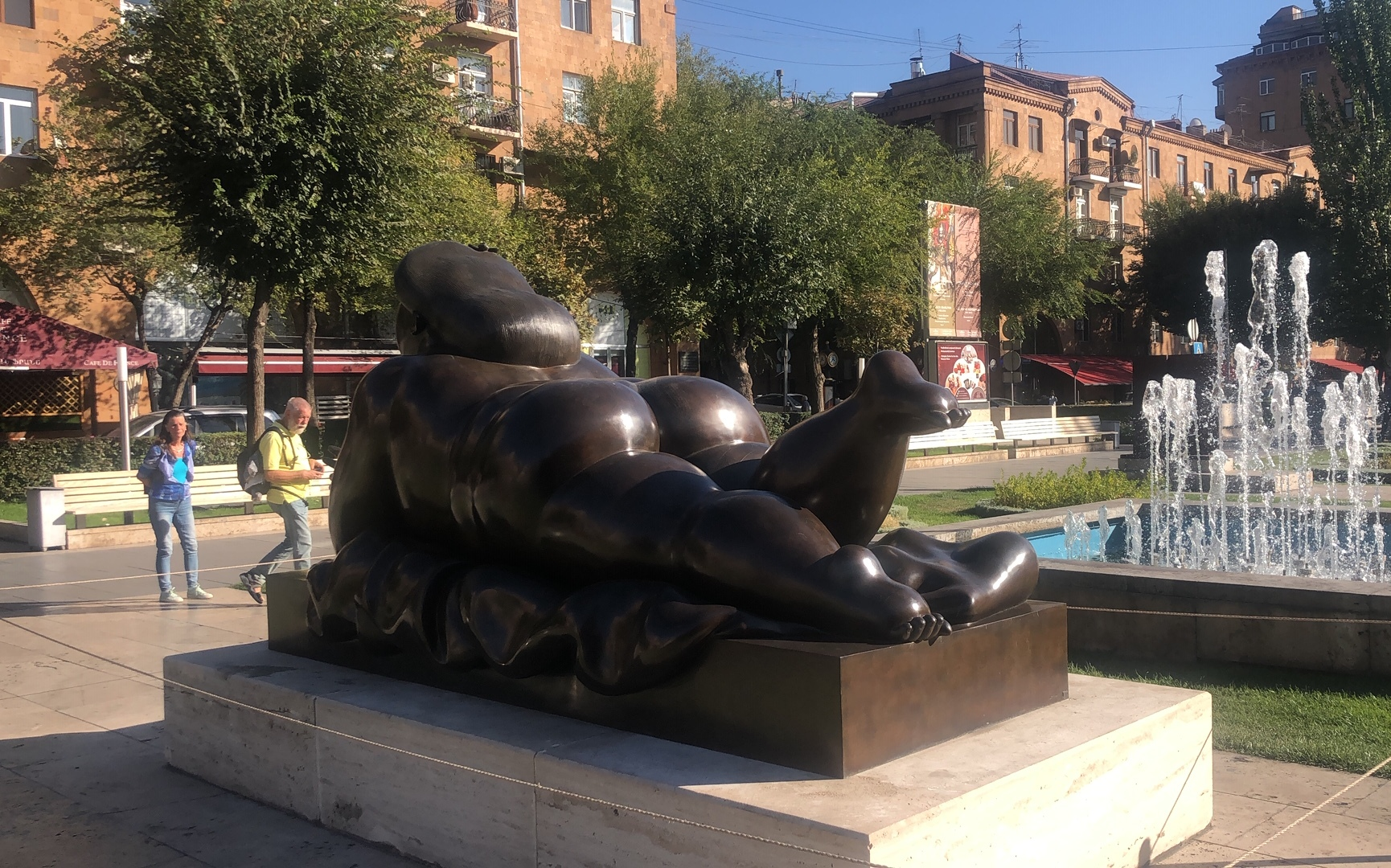 Inflated Animal and Human Shapes in the Art of Fernando Botero