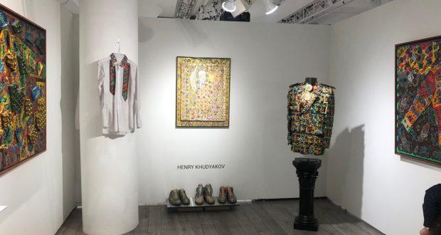 Henry Khudyakov's Art Project at VOLTA New York 2020