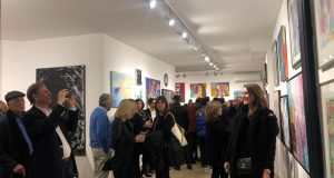 Female Artists at Van Der Plas Gallery