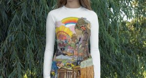 New Art-Inspired Clothing Line by Morgan Jesse Lappin