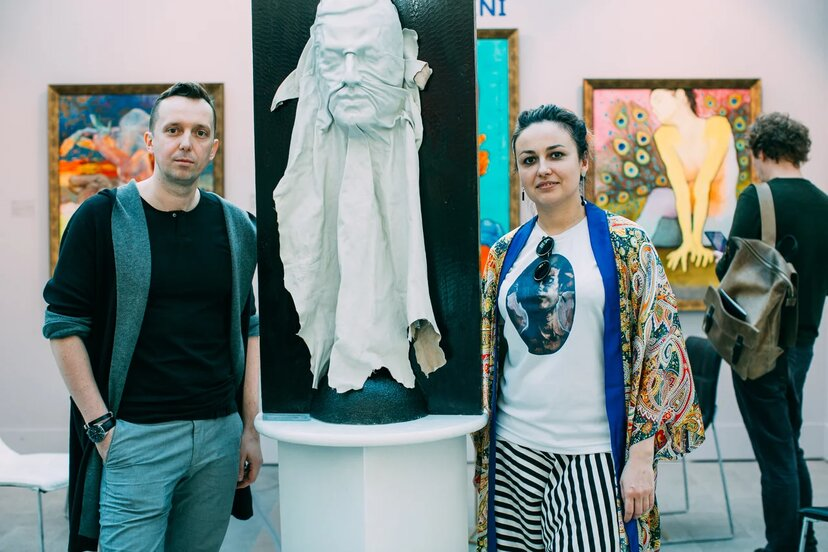 Song of Songs: Art Project by Evgeniya Maltseva