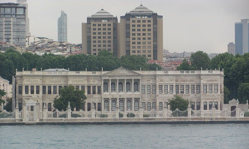 National Palaces Painting Museum in Istanbul