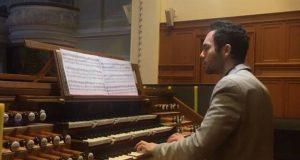 Introducing the Talented Organ Player Nikita Morozov