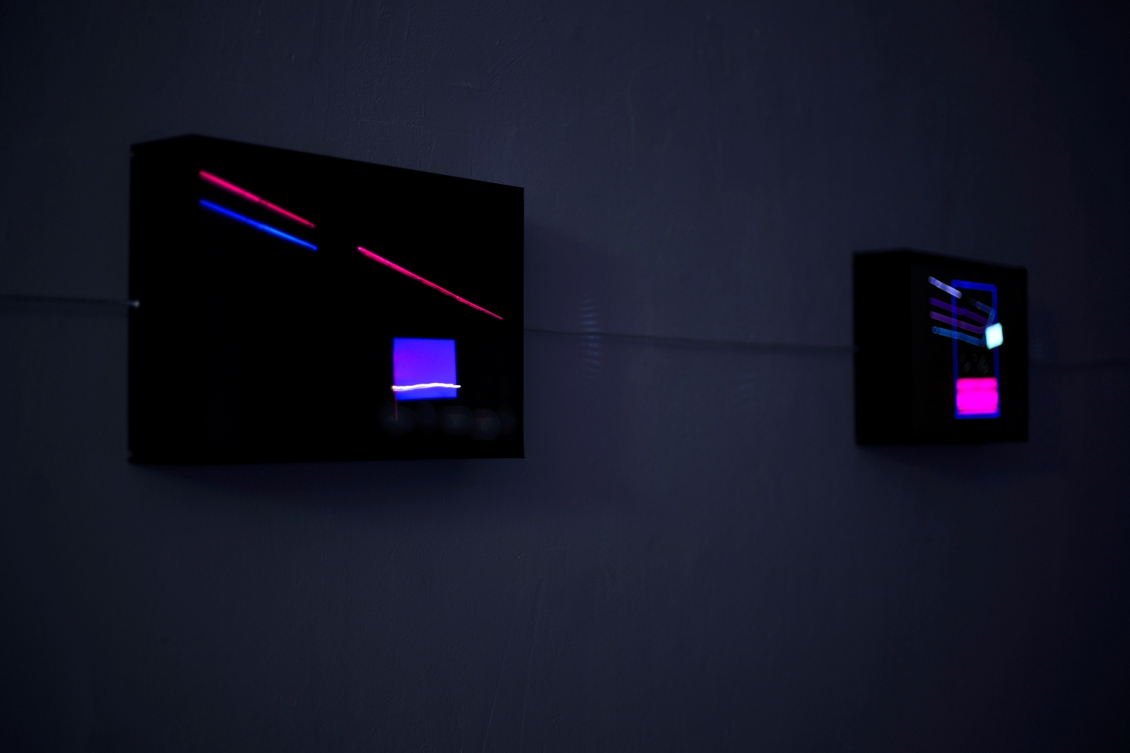 Neon Art by the Talented Serbian Artist Vukasin Delevic