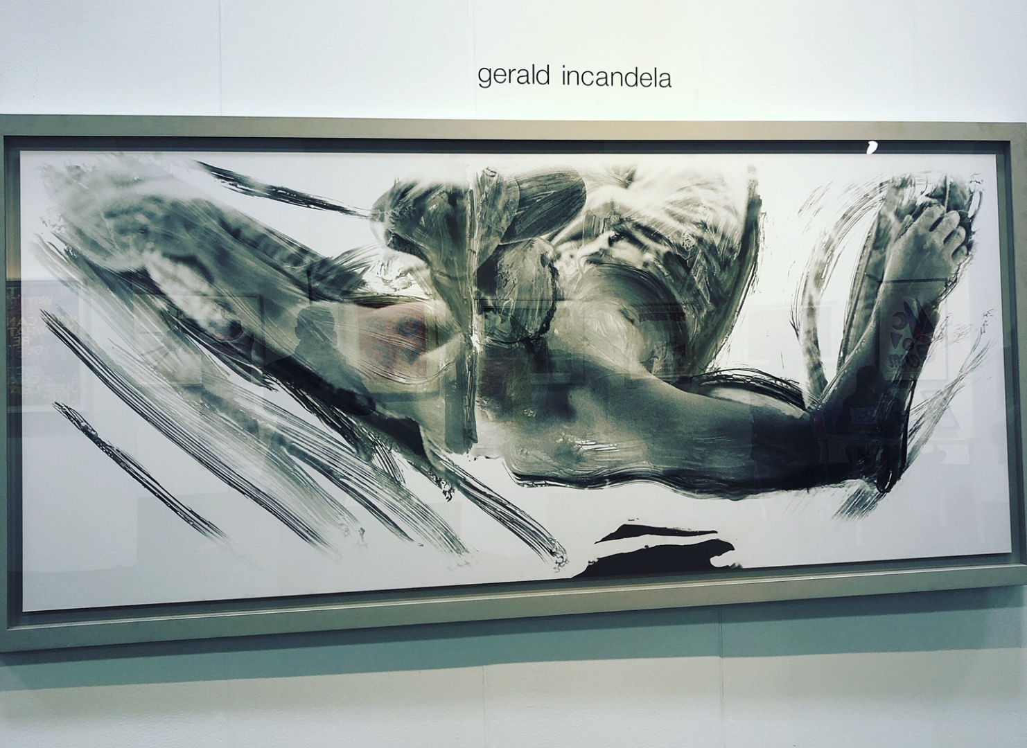 The Mix of Drawing and Photography in the Art of Gerald Incandela