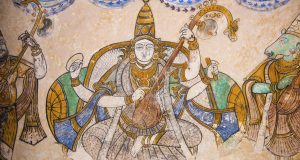 Vivific Indian Art and Its Healing Power