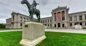 The Museum of Fine Arts in Boston — America's Treasure House of Art