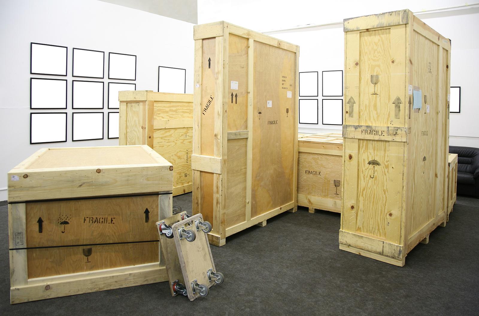 Art Storage in the Modern World