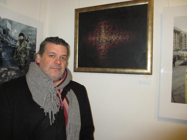Carlos García Lahoz: Binding Cultures through a Variety of Art Media