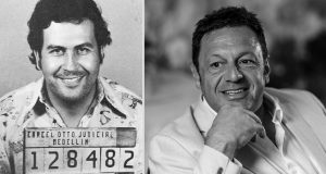 Phillip Witcomb, Pablo Escobar's Son, Has Released a Memoir