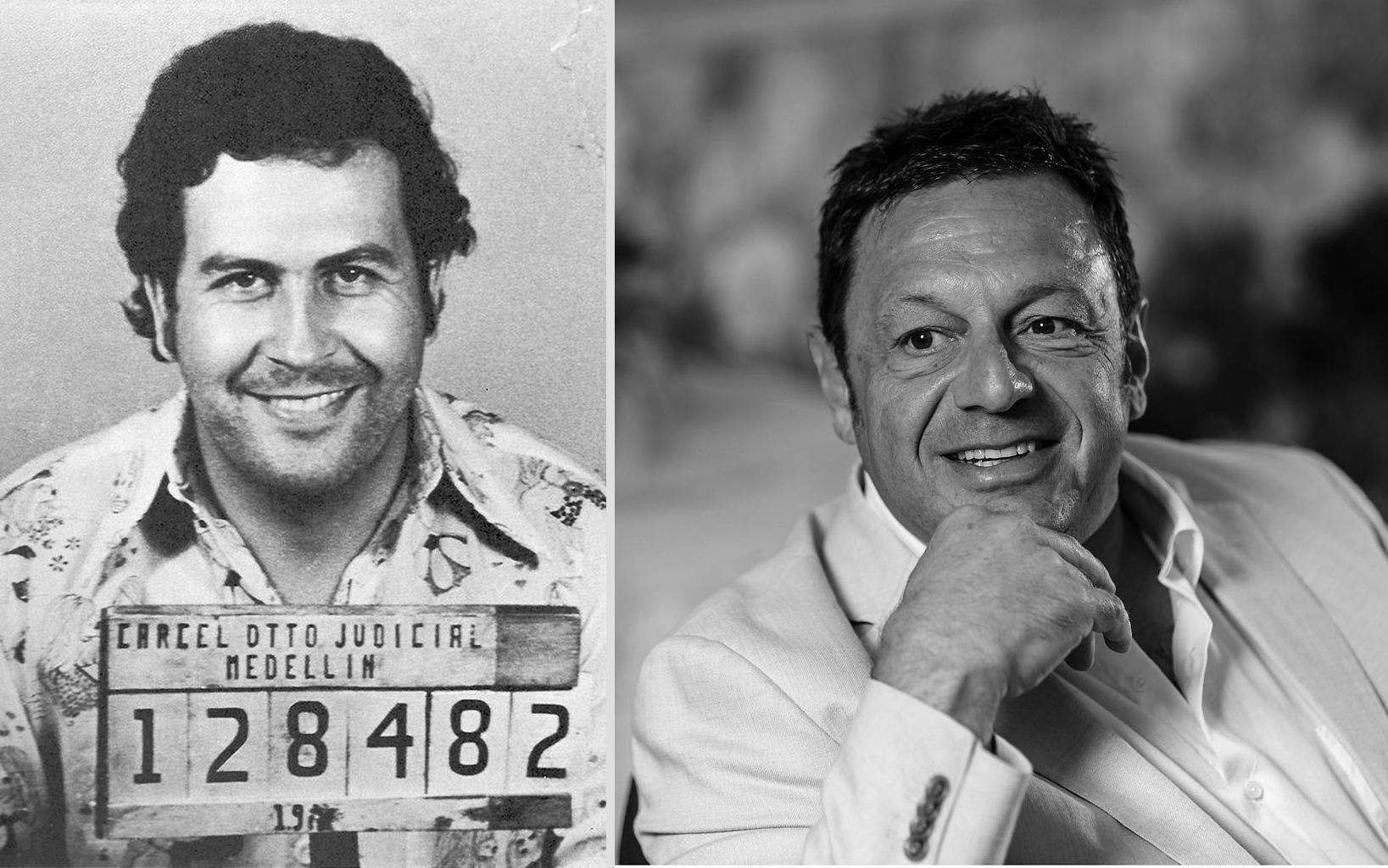 Phillip Witcomb, Pablo Escobar's Son, Has Released a Memoir